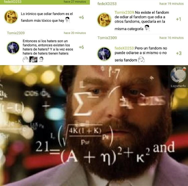 Paradojas piolas - meme