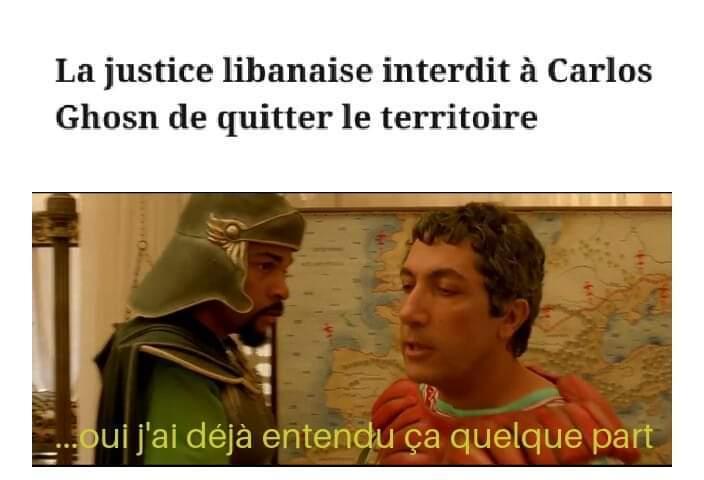 Rebelote - meme
