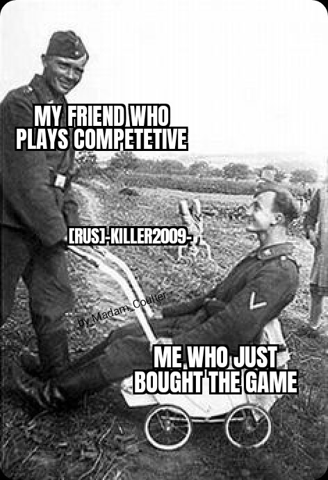 Anybody here playing Killing floor 1? - meme