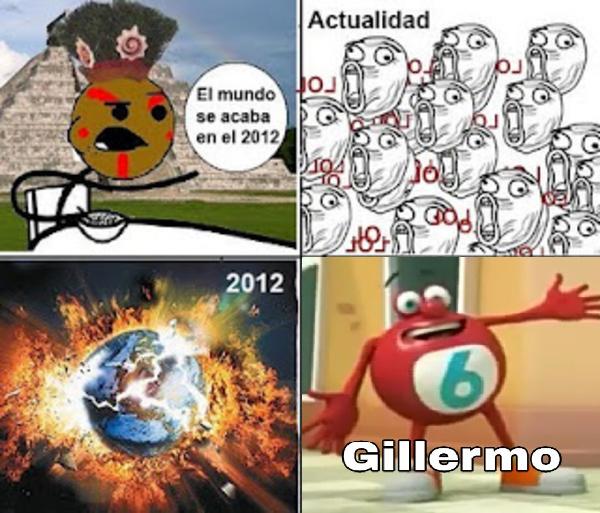 Gillermo - meme