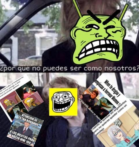 CRITICA DESTRUCTIVA - meme