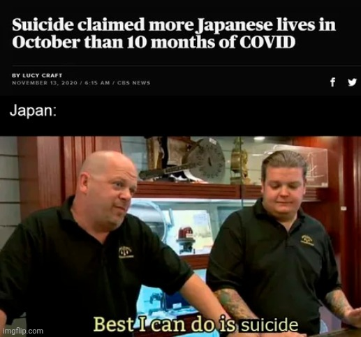 I don't know why some people say that Japan is a great country to visit but bad place for work and live. Can anyone give me some pointer ? - meme