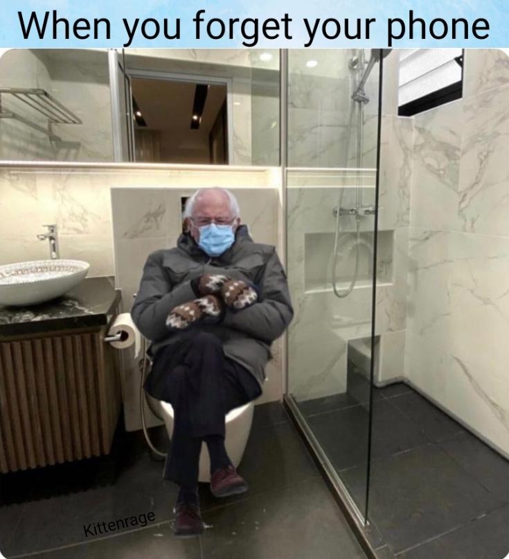 Sad poo noises - meme