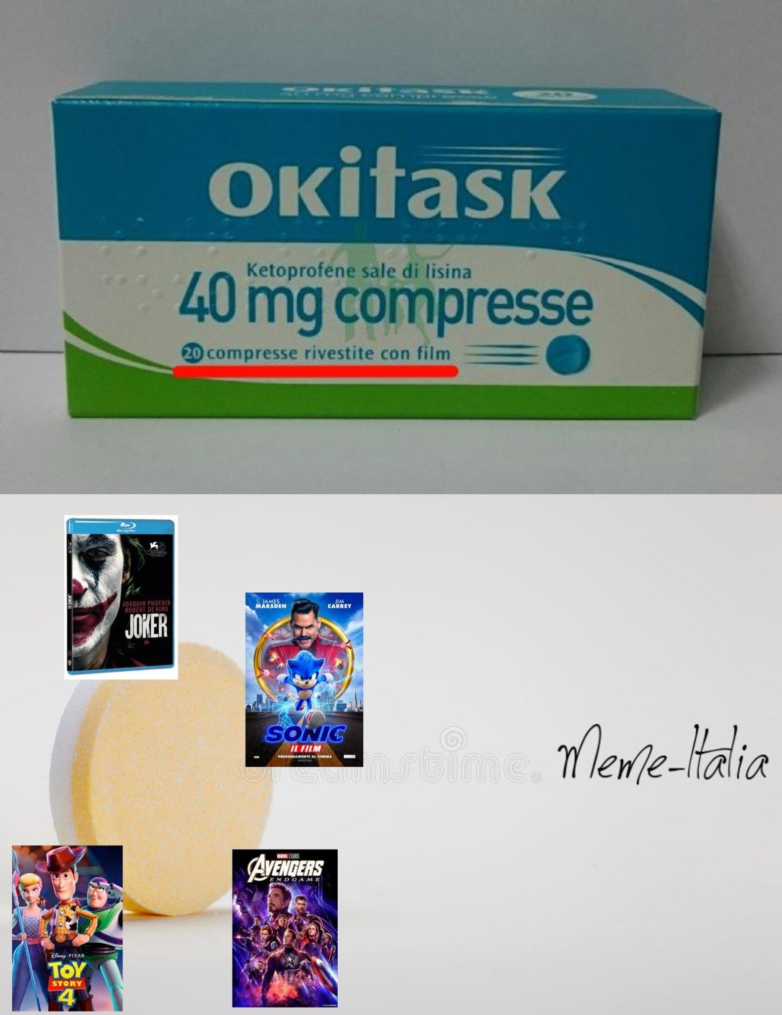 Sponsorizzato da Okitask - meme