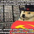Commies be like