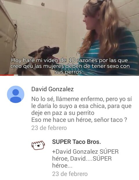 David, todo un SÚPER héroe - meme