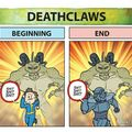 I hate Deathclaws