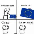 overused EU banning memes meme