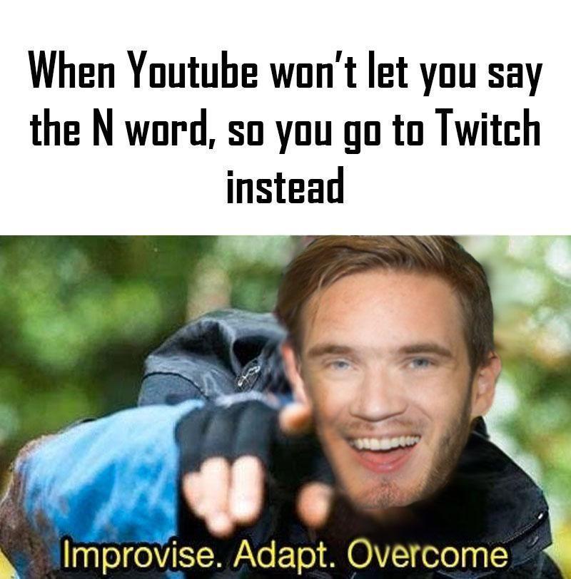 you fricken - meme