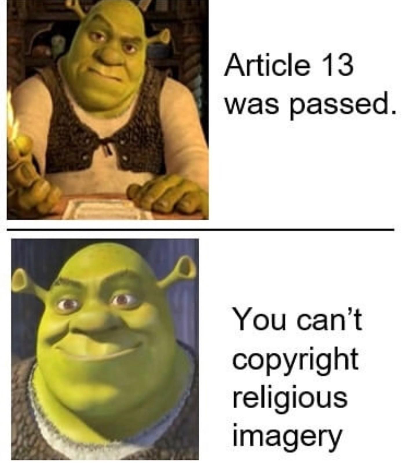 I mean it's something - meme