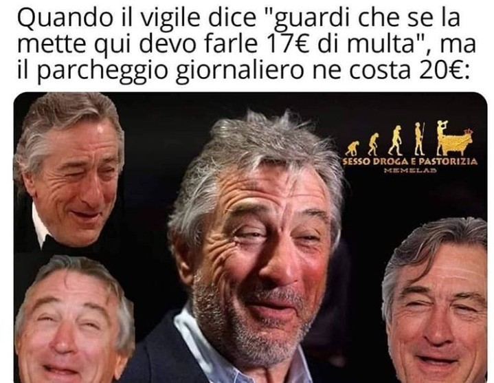Onesto - meme