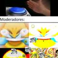 los memes del botón son cancer