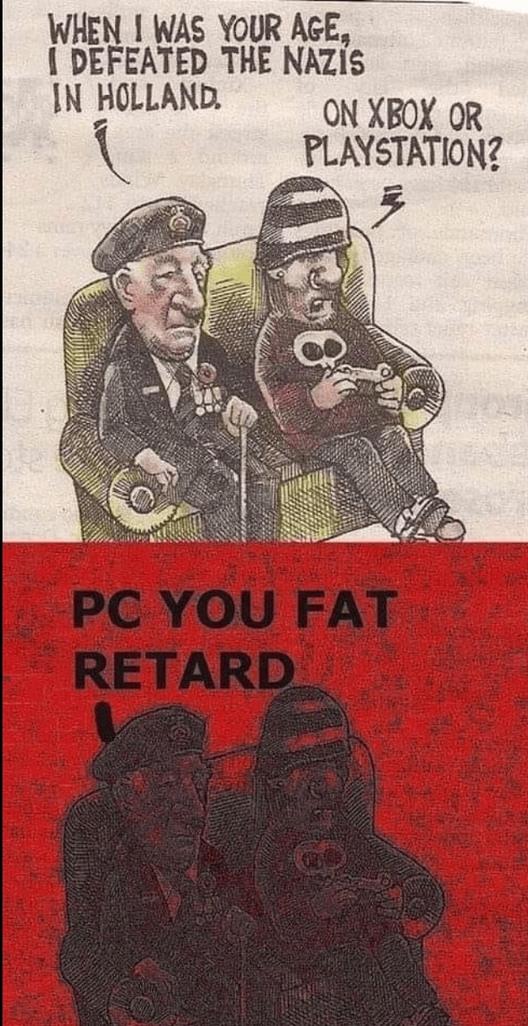 pc master race - meme
