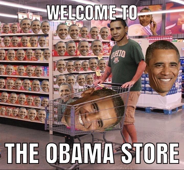 We have Obamium - meme