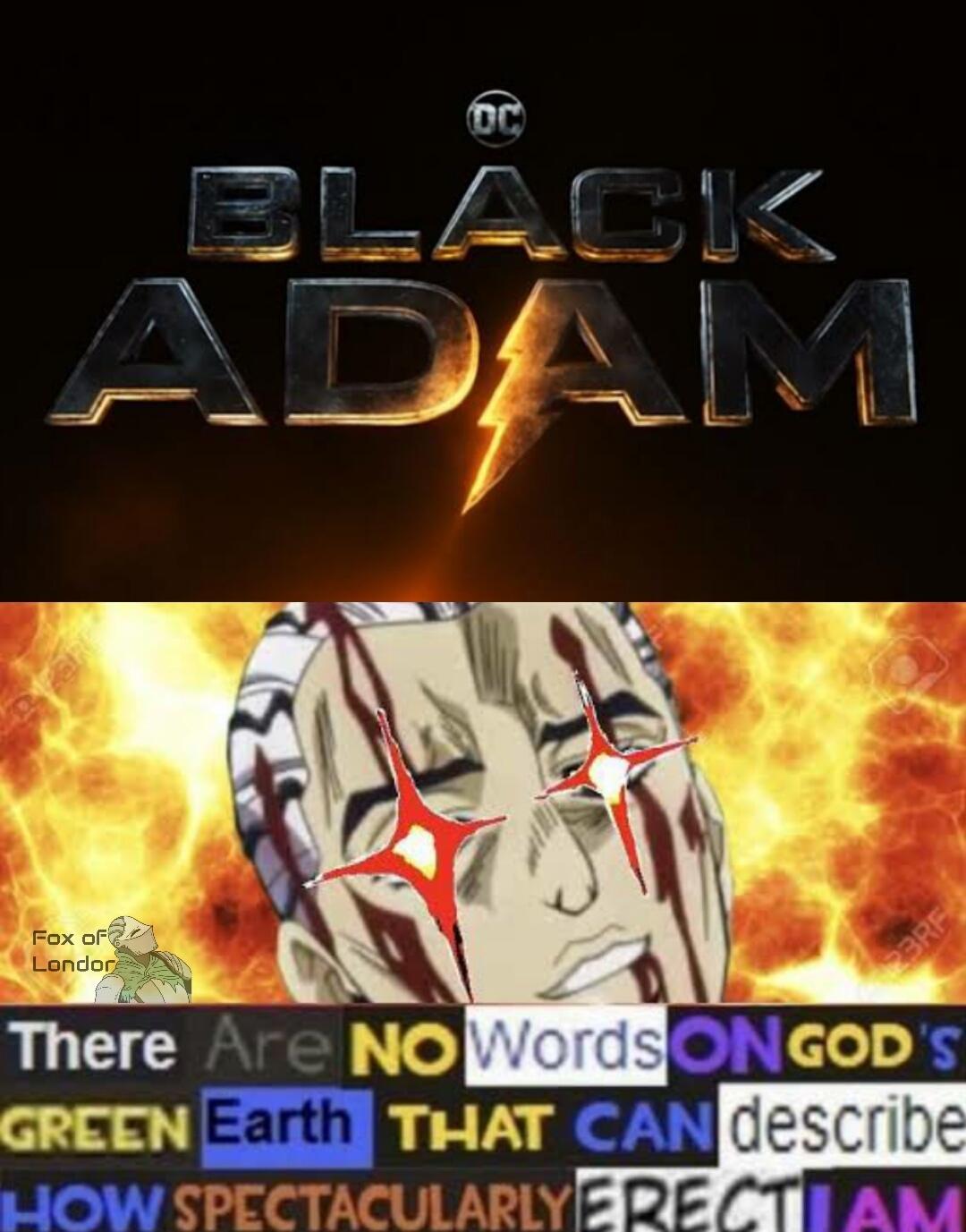 Negro adam - meme