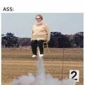 Ripping ass