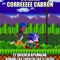 CORREEE WEBÓN, CORREEEEE