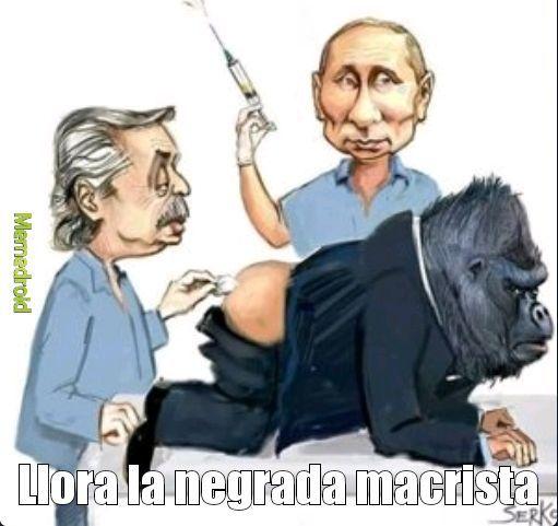 Revientan los gorilones pecho hundidos - meme