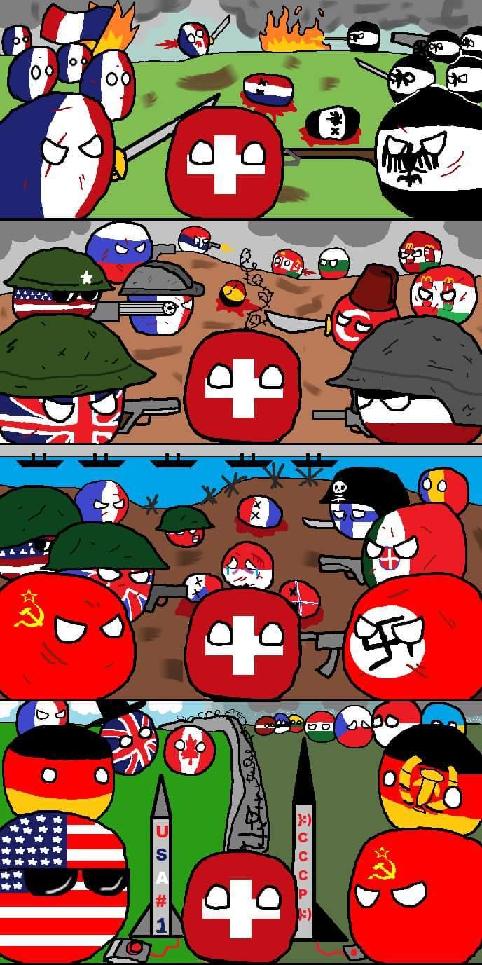 Suiza - meme
