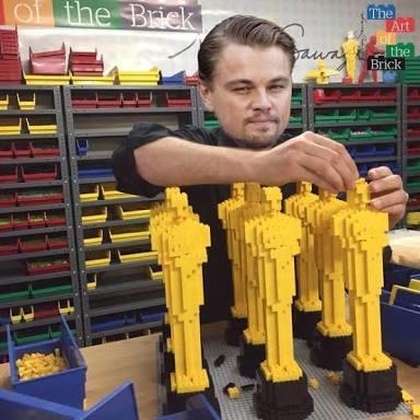 Legoscar - meme