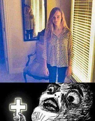 Paranormal - meme