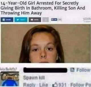 Spawn kill - meme