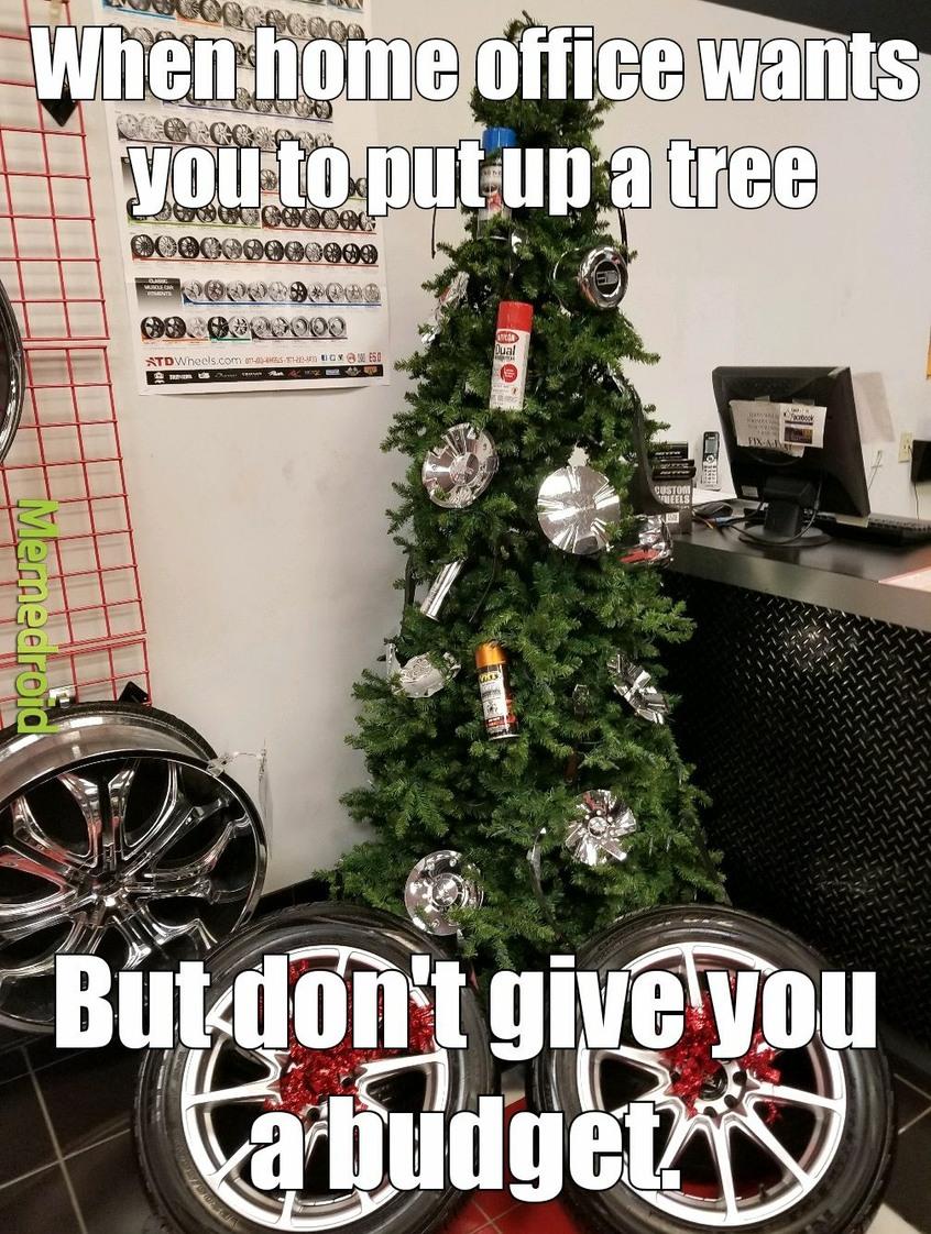 Christmas time - meme