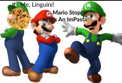 Linguini - meme