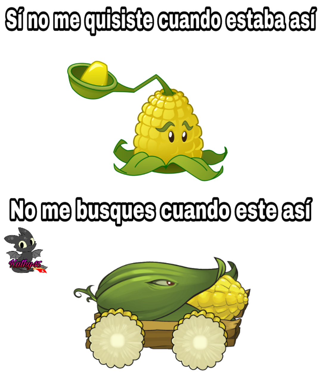 De mis plantas favoritas - meme