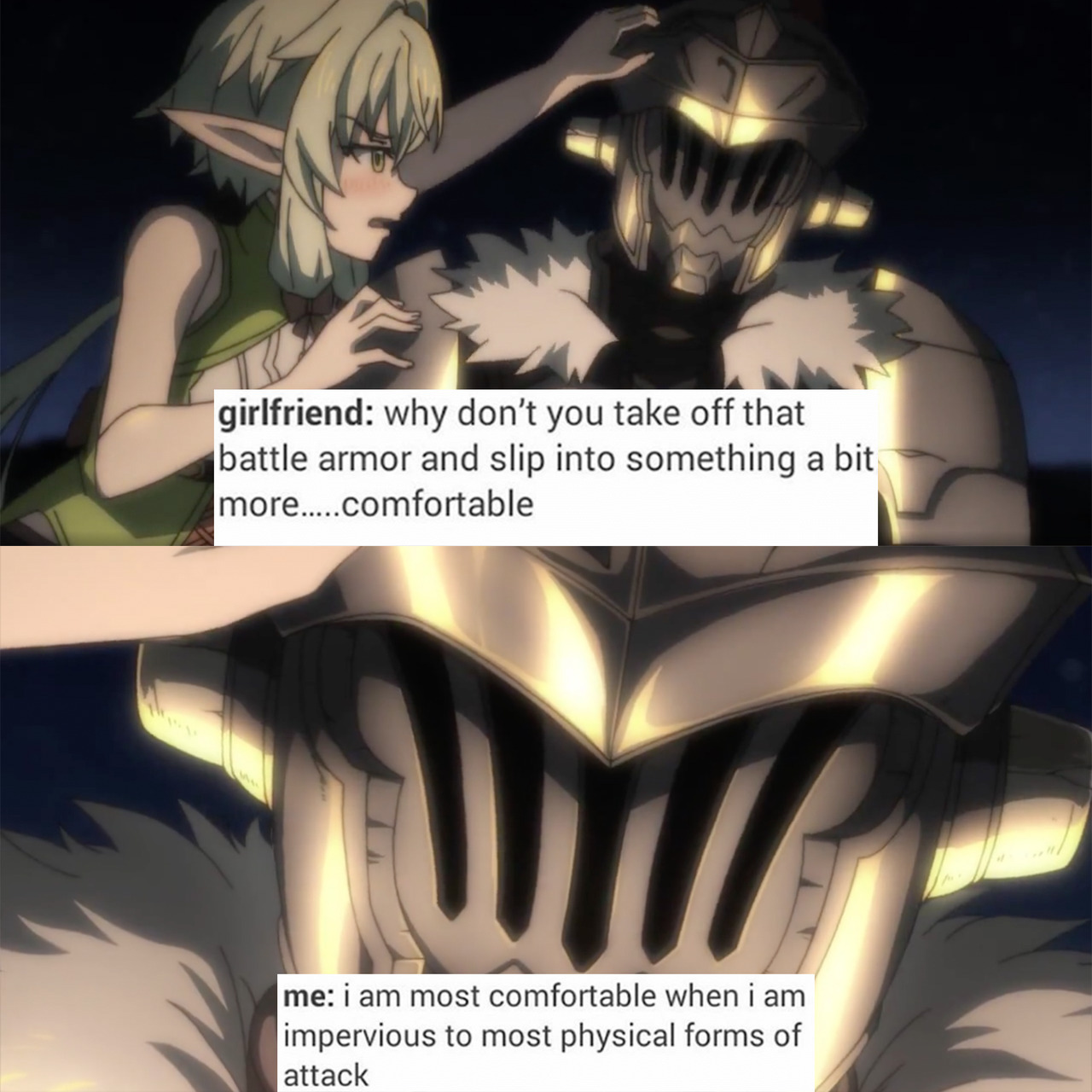 Goblinslayer - meme
