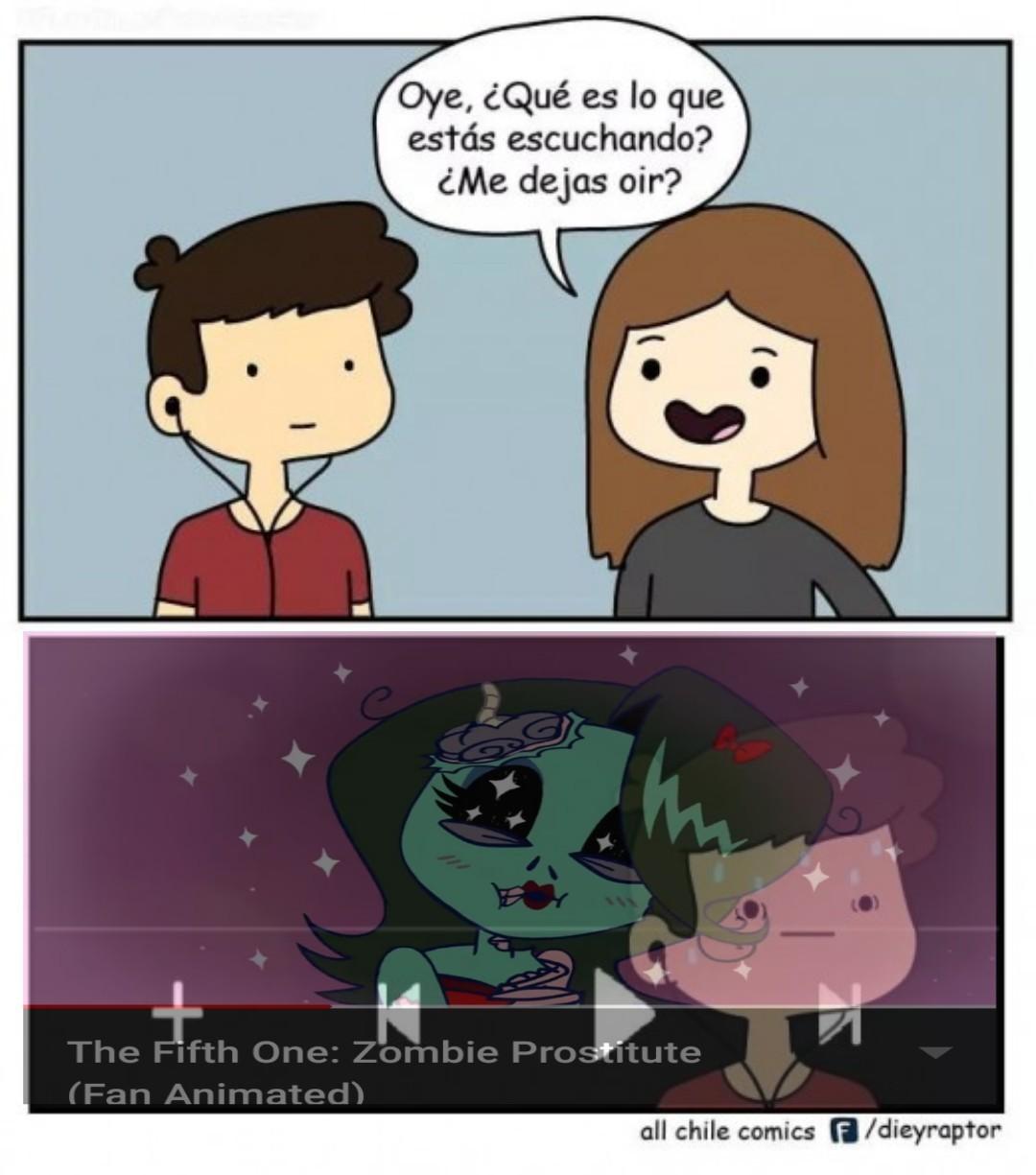 Zombie Prostitute - meme
