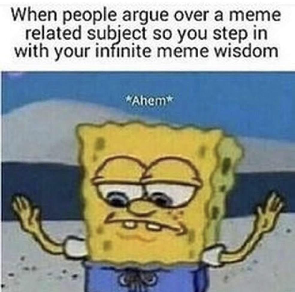 Meme overlord