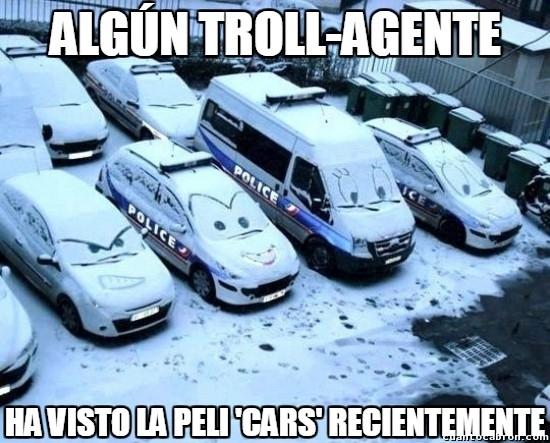 Trooooll - meme
