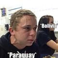 TIEMBLA PARAGUAY