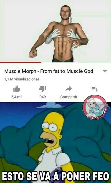 Yo tambien quiero tener ese entrenamiento - meme