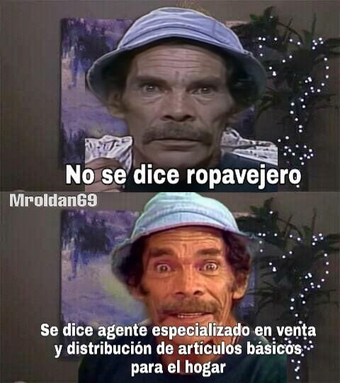 Jaja ese Don Ramón - meme