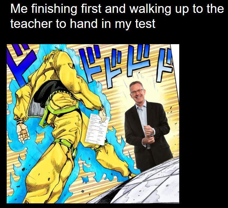 It really feel like that tho - meme