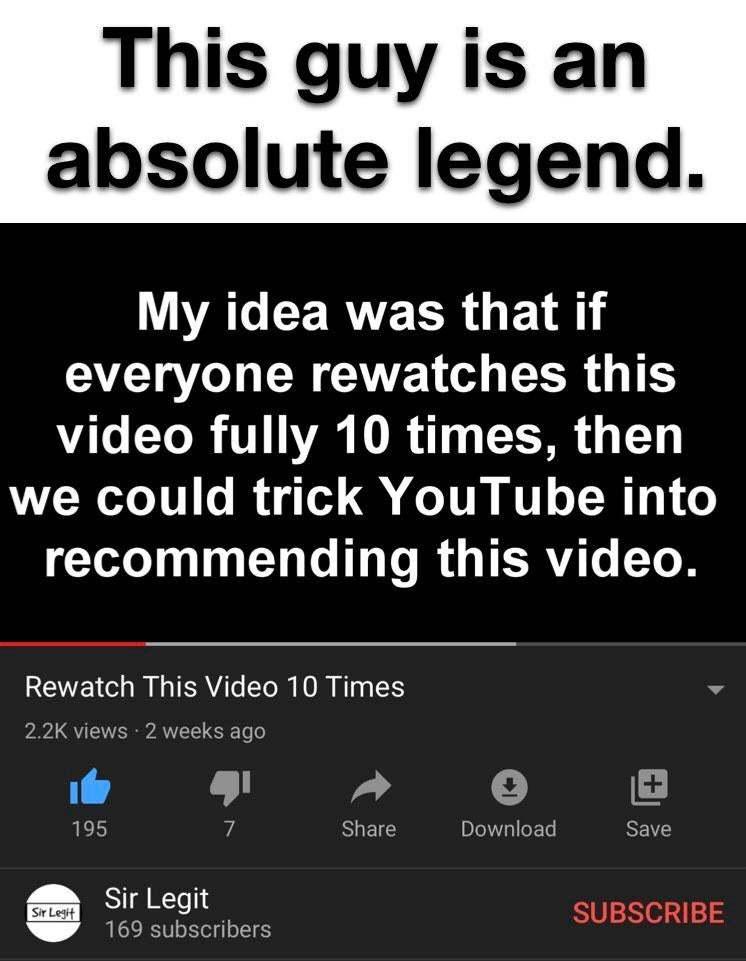 It can't be - meme