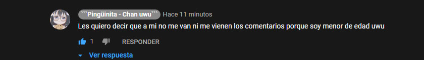 La peruvian acaba de comentar su ultimo video aghhhh - meme