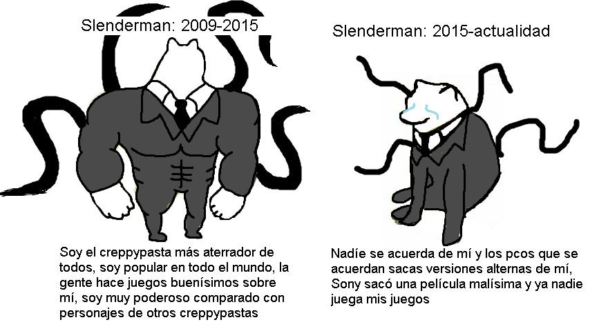 Slenderman - meme