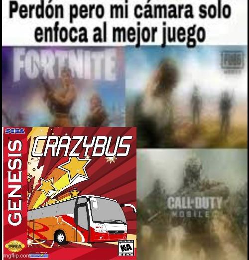 CrazyBus - meme