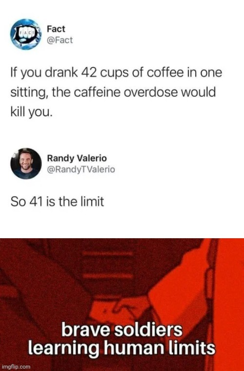 You heard him, boys - meme