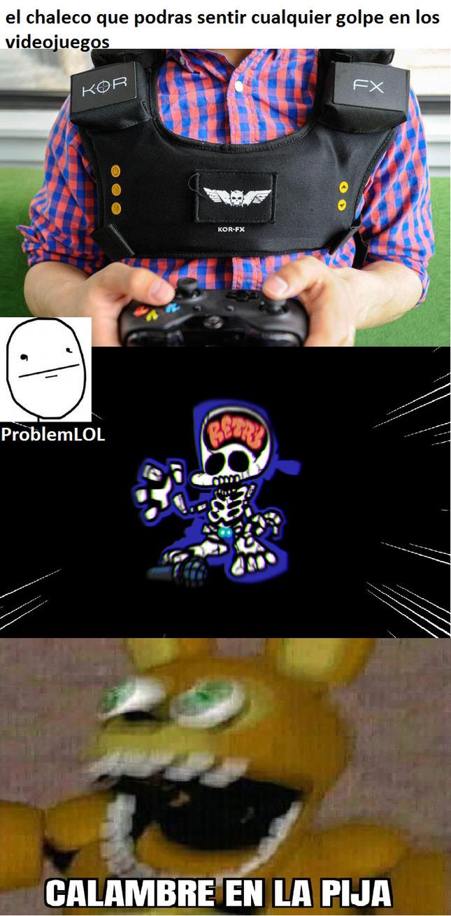 AAAAAHHHH MI PICHULA - meme