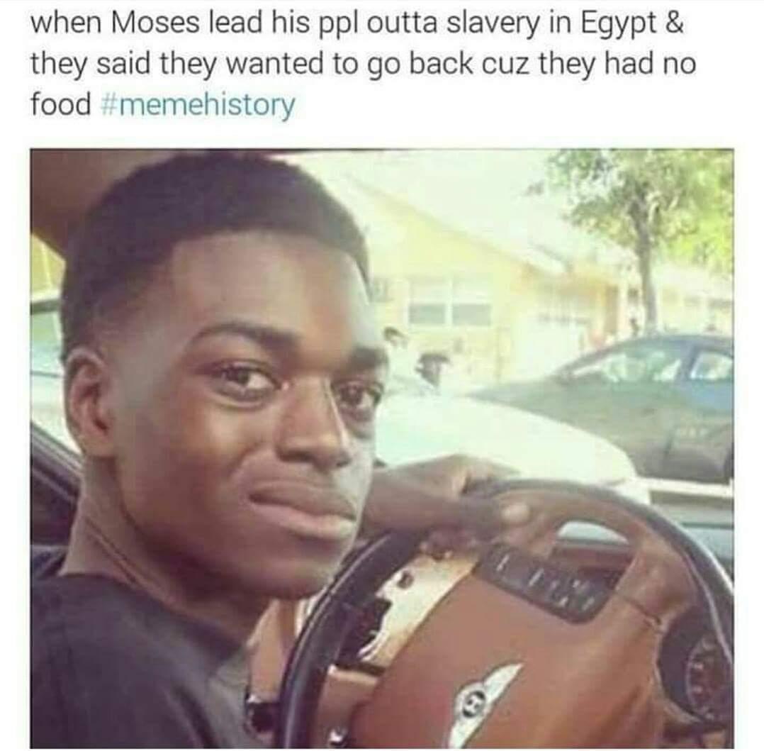 hey a nigga gotta eat - meme