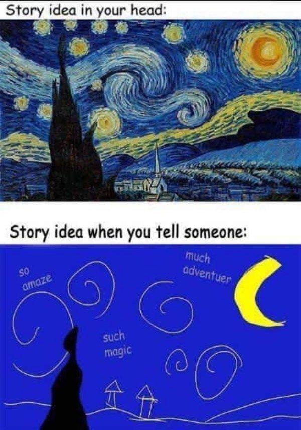 Totally fab - meme