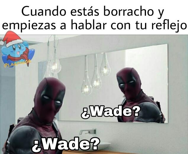 Reflejo - meme