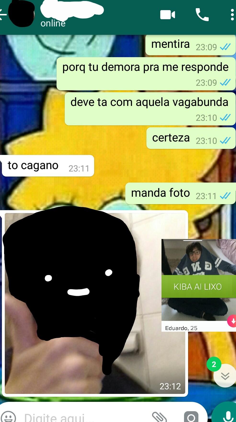 VAGABUNDA - meme