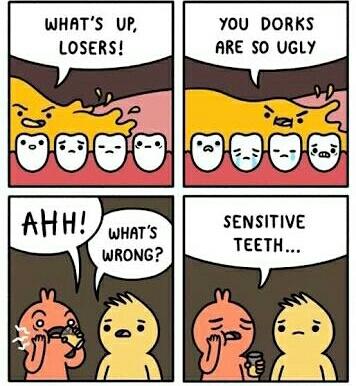 Sensitivity - meme