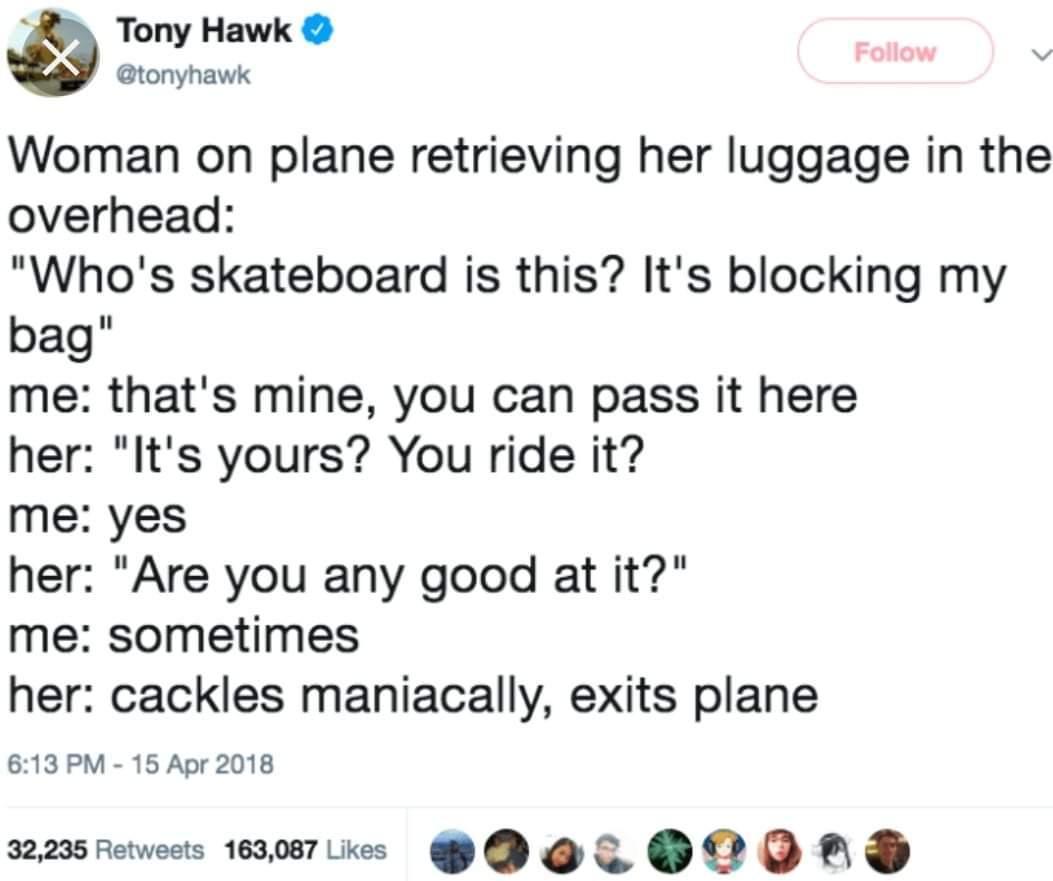 Ain't easy being the Hawk - meme