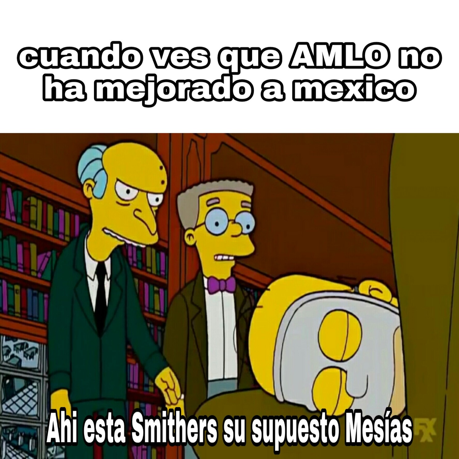 Del simpson total - meme
